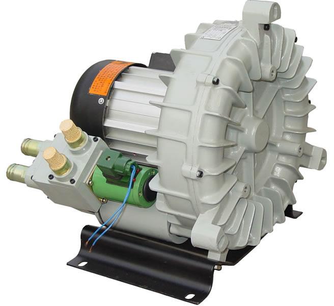 无油气泵电机内部绕组接线图
